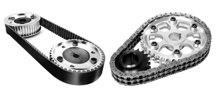 How Are Timing Belts And Timing Chains Different Which Is Better