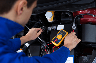 What do A Multimeter Read