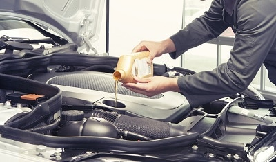 What happens if you overfill engine oil