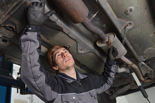 Fuel Management Sensor can make car smell like eggs