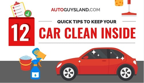 How to Keep Your Car Clean Inside