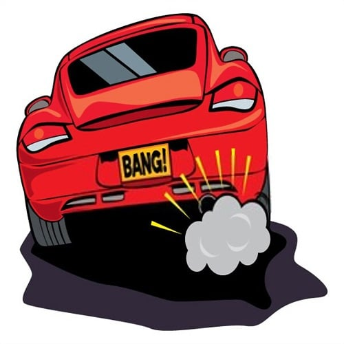 What Causes An Engine To Backfire Through The Exhaust